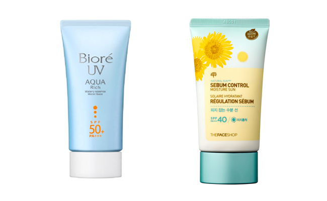 sunscreen kulit berminyak