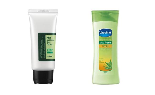 sunscreen kulit kering