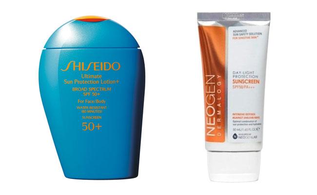 sunscreen kulit kombinasi