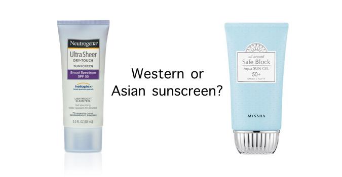 Sunscreen Barat vs Asia- Lebih Populer Mana? feat