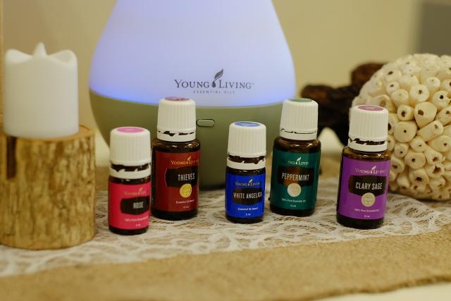 Young Living Essential Oil untuk Kulit-3