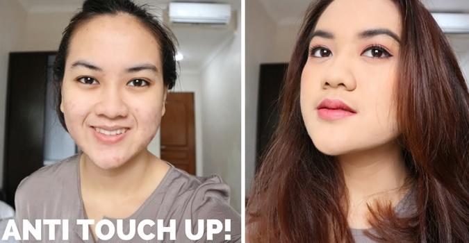 Asal-Usul Beauty Hack Bedak Sebelum Foundation