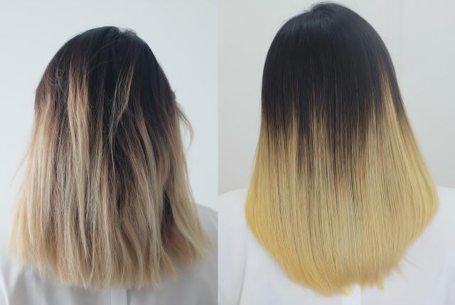 Keratin Treatment untuk Rambut Kering dan Rusak