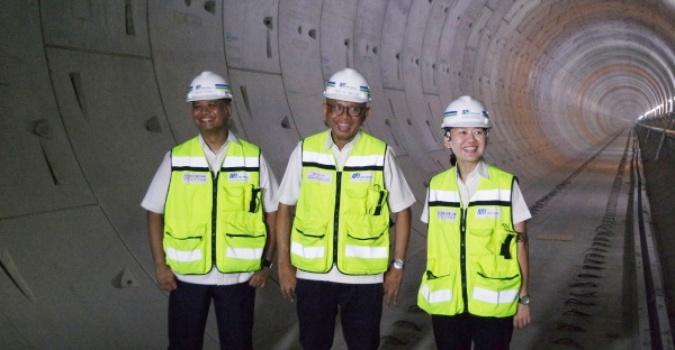 Mempersiapkan Millennials untuk MRT Jakarta