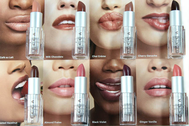 becca lush lip