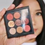 Mencoba Eyeshadow Focallure yang Lagi Hits
