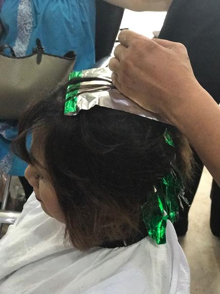 Salon Devasre Proses Bleaching