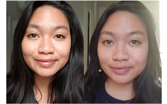 before after wipes