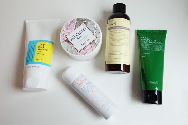 skincare routine kulit iritasi