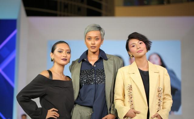 Asmara Abigail, Kimmy Jayanti, Shareefa Daanish (2)
