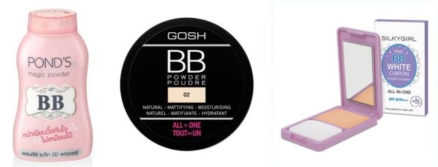 BB Powder Menggantikan BB Cream?