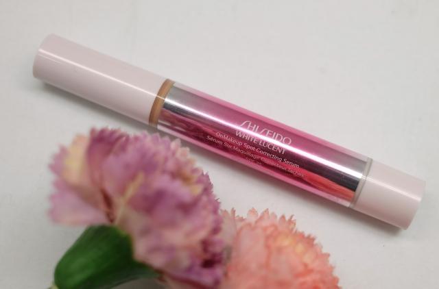 Review Concealer Jerawat dari Shiseido
