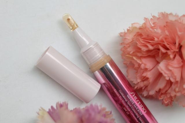 Review Concealer Jerawat dari Shiseido5