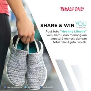 giveaway sepatu skechers female daily-3