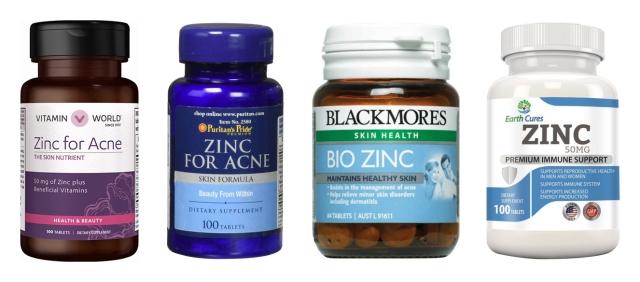 zinc-jerawat