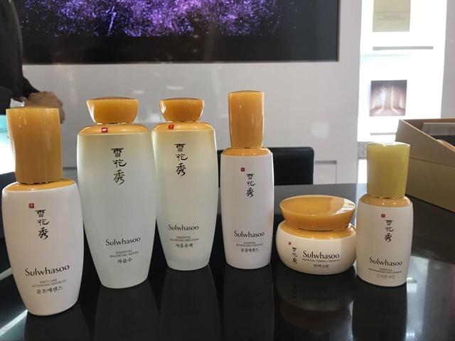 Sulwhasoo Essential Skincare Regimen