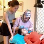 Sulam Alis, Bikin Lipatan Mata, dan BB Glow di Salon Browsis Intan