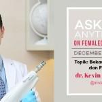FD Ask Me Anything: dr. Kevin Maharis Edisi Bekas Jerawat