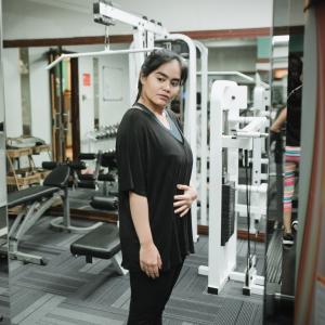 Diet dan Olahraga Bukan Timbangan Jadi Patokan