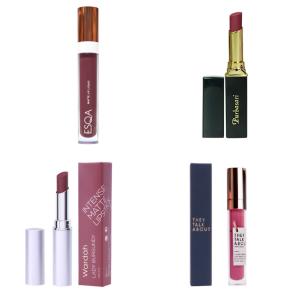 4 Rekomendasi Lipstik Lokal Warna Berry 2