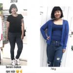 Maya Melivyanti: Balance Diet Lebih Efektif Menurunkan Berat Badan