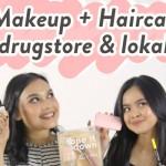 Makeup Drugstore dan Lokal + Haircare! | New Kit On The Block