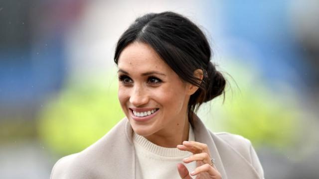 Meghan Markle Makeup Sendiri untuk Royal Wedding!