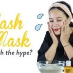 Splash Mask, Trend Baru Skincare Korea