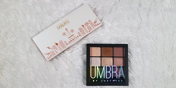 2 Eyeshadow Palette Murah-Meriah Lokal Terbaru!