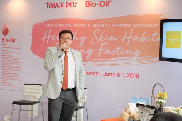 Memahami Kulit Kering dan Dehidrasi Di Bio-Oil Beauty Gathering-5