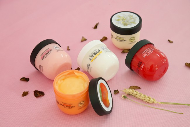 The Body Shop Body Yogurt_2