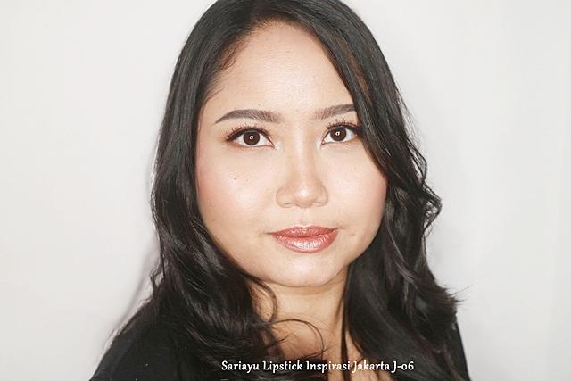 review sariayu jakarta lipstick (2)