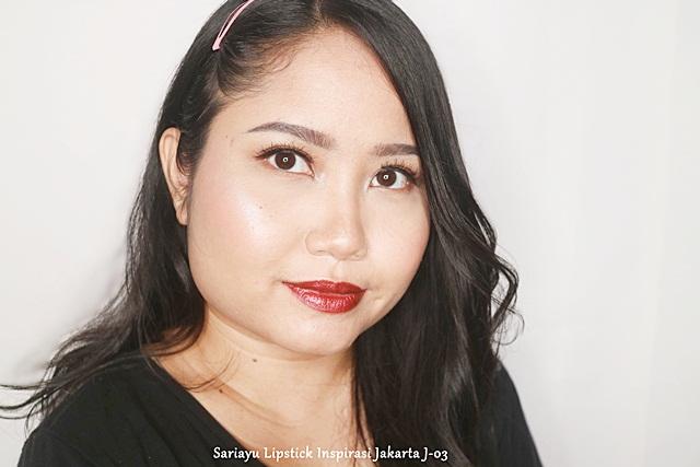 review sariayu jakarta lipstick (3)