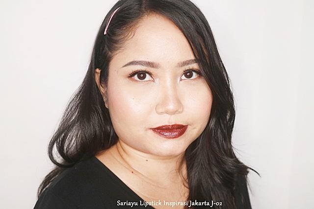 review sariayu jakarta lipstick (4)
