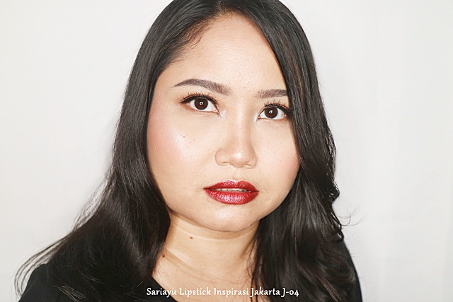 review sariayu jakarta lipstick (5)