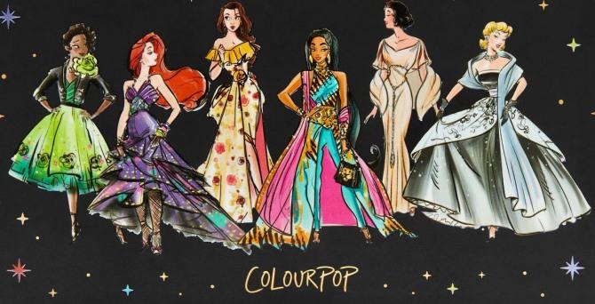 Colourpop Disney Designer Series-2