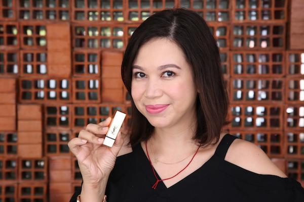 Lipstick YSL 2