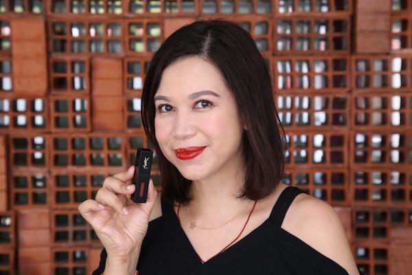 Lipstick YSL 4
