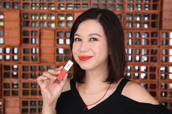 Lipstick YSL 5
