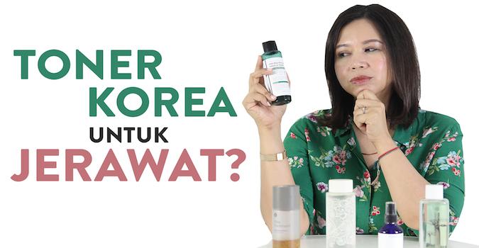Top 5 Toner Korea | Skincare 101