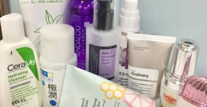 Skincare Routine Jen F | FD Member in Spotlight