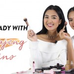 Makeup Routine Maria dan Elizabeth Rahajeng
