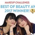 Giveaway Alert! Full Makeup Pakai Produk Pemenang BoBA 2017