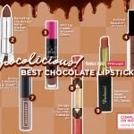 Chocolicious! Lipstick Cokelat Terbaik| FD Insight