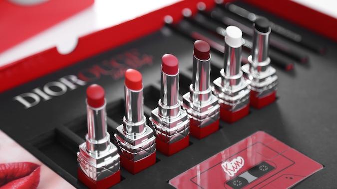 6 Warna Terbaru Dior Rouge Ultra Rouge | Lipstick Monday