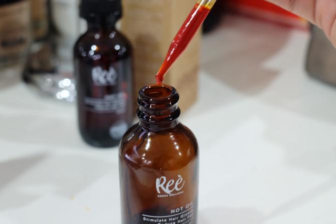 Ree Derma Hot Oil untuk Rambut Rontok-3