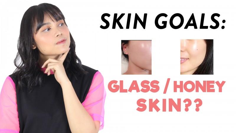 Apa Sih Bedanya Glass Skin dan Honey Skin?   #Skincare101