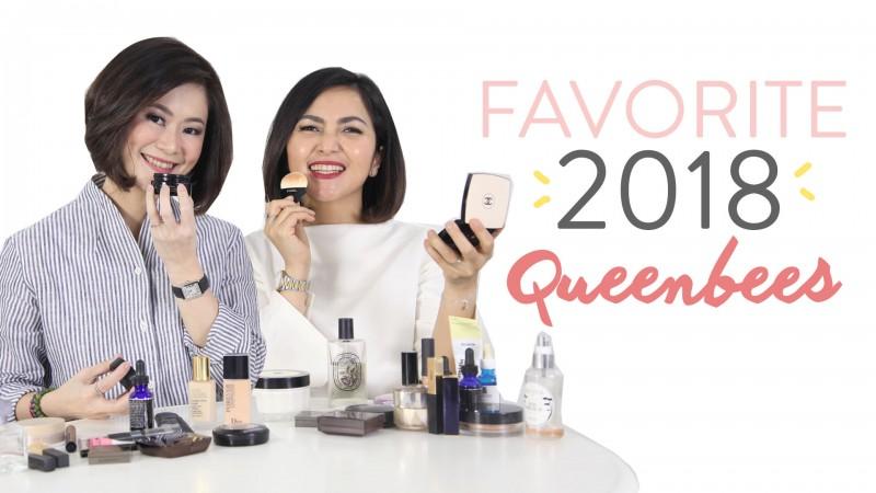 [GIVEAWAY ALERT!] Apa Aja Sih Produk Favorit QB Tahun Ini?   #QueenBees