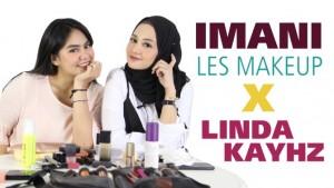 Imani Les Makeup-2